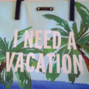 Kate Spade Need A Vacation Tote